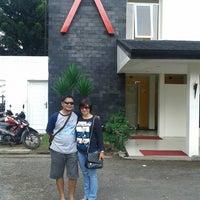 Photo taken at Selabintana Resort Hotel Sukabumi by Eko W. on 11/1/2014