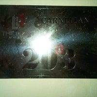 Photo taken at The Rizen Hotel by Eko W. on 11/19/2012