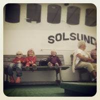 Photo taken at M/S Solsund by Daniel W. on 7/28/2013