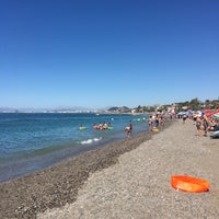 Photo taken at Playa El Candado by Joan R. on 7/2/2017