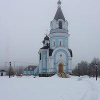 Photo taken at Храм святителя Николая Чудотворца by Юлия Б. on 3/11/2017