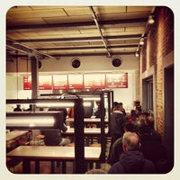 Photo taken at Chipotle Mexican Grill by Elliott P. on 1/2/2013