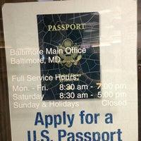 Photo taken at US Post Office by Elliott P. on 6/26/2013