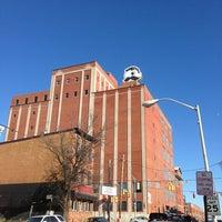 Photo taken at Natty Boh Tower by Elliott P. on 1/19/2013