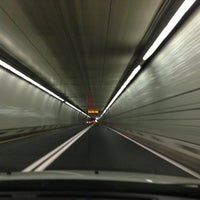 Photo taken at Fort McHenry Tunnel by Elliott P. on 11/23/2012