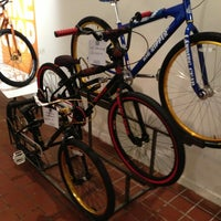 Photo taken at Joe's Bike Shop by Elliott P. on 1/8/2013