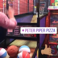 Photo taken at Peter Piper Pizza by Dyther R. I. on 3/13/2018