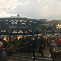 Photo taken at Union Square Holiday Market by Paul H. on 12/3/2017