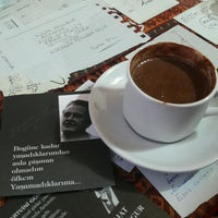 Photo taken at Damla Kafe by Ayşe A. on 11/17/2016