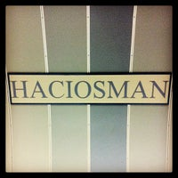 Photo taken at Hacıosman Metro İstasyonu by Ozlem A. on 3/1/2013