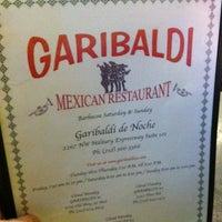 Photo taken at Garibaldi De Noche Restaurant by Michael J. on 7/19/2014