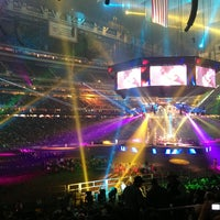 Photo taken at Houston Livestock Show and Rodeo by jess f. on 3/5/2013