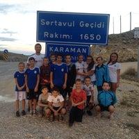 Photo taken at Sertavul Geçidi by Sinan B. on 10/26/2014