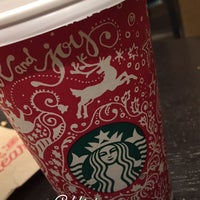 Photo taken at Starbucks by Abdulaziz on 12/9/2016