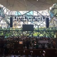 Photo taken at Melbourne Design Market by wednesdaydead on 12/11/2016