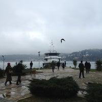 Photo taken at Küçüksu İskelesi by B C. on 2/27/2013