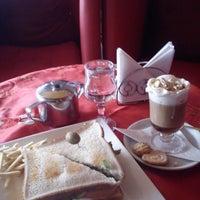 Photo taken at Café Arabico by daniela m. on 12/16/2014