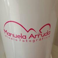 Photo taken at Manuela Arruda by Andre T. on 4/25/2013
