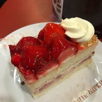 Photo taken at Patisserie Valerie by Nyx N. on 11/1/2016