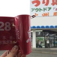 Photo taken at 上州屋 北上店 by shushulens on 4/3/2016