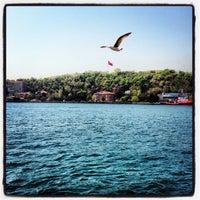 Photo taken at İskele Cafe & İzmir Lokmacısı by Erkan Y. on 4/25/2013