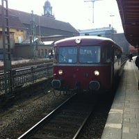 Photo taken at Hagen Hauptbahnhof by Olli V. on 4/7/2013
