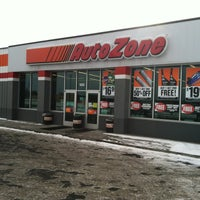 Photo taken at AutoZone by Greg A. on 1/6/2013