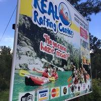 4/9/2018 tarihinde Ahmet A.ziyaretçi tarafından Real Rafting'de çekilen fotoğraf