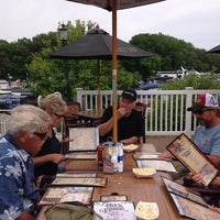 Photo taken at Huck Finn's on the Water by Ruthie T. on 6/10/2014