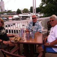 Photo taken at Huck Finn's on the Water by Ruthie T. on 7/20/2013