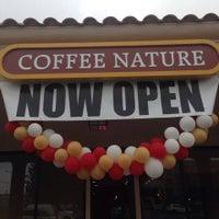 Das Foto wurde bei Coffee Nature von Coffee Nature am 7/30/2014 aufgenommen