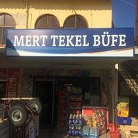 Photo taken at mert büfe by Malik K. on 2/9/2016
