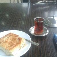 Photo taken at Türkmen Pastanesi by Melih T. on 10/24/2015