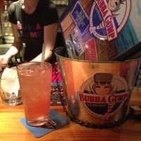 Photo taken at Bubba Gump Shrimp Co. by David O. on 8/4/2013