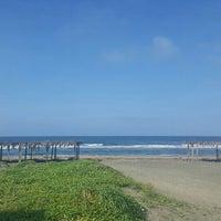 Photo taken at Playa De Freddy by Zayra Y. on 12/31/2015