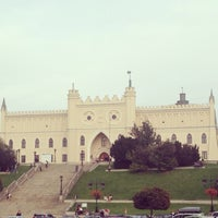 Photo taken at Plac Zamkowy by Ирина Г. on 9/17/2014