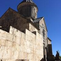 Photo taken at Haghartsin Monastery   Հաղարծնի վանք by Clarissa T. on 9/28/2016