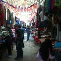 Photo taken at Feria de San Pedro by Gabriela on 10/13/2012