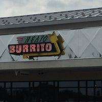 Photo taken at Neato Burrito by Lauren C. on 8/20/2014