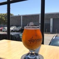 Photo taken at Harmonic Brewing by Doug B. on 8/26/2017