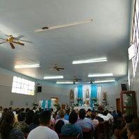 Photo taken at Iglesia De San Miguelito by Hal G. on 5/8/2016
