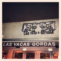 Photo taken at Las Vacas Gordas by Vincent D. on 7/1/2013