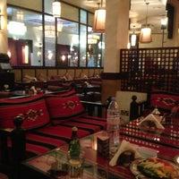 Photo taken at Aroma Café by Abdulrahman A. on 1/5/2013