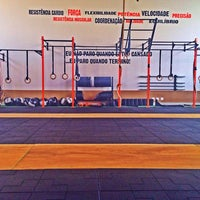 Photo taken at Crossfit Mamute by William L. on 10/17/2014