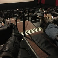 Photo taken at RED Cinemas - Restaurant Entertainment District - Stadium 15 by Ami B. on 11/12/2016