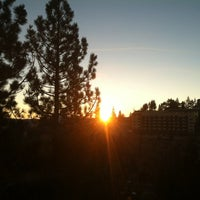 Photo taken at In The Mountains At Sunrise by Jane H. on 11/7/2012