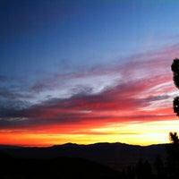 Photo taken at In The Mountains At Sunrise by Jane H. on 11/3/2012
