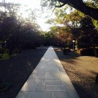 Photo taken at Former Hosokawa Residence by かー on 3/10/2015
