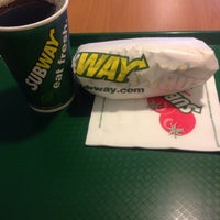 Photo taken at SUBWAY by E P Y. on 9/24/2015