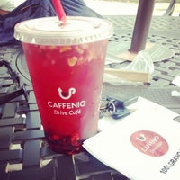 Photo taken at Caffenio by Leo P. on 10/5/2014